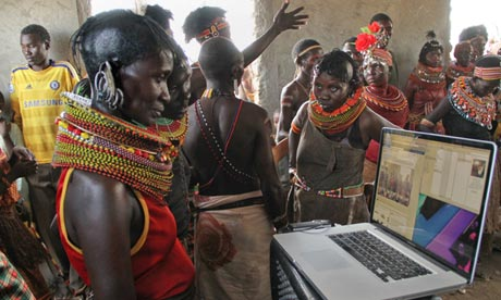 Kenya building a digital future in Africa's silicon savannah