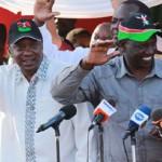Uhuru Kenyatta, William Ruto: Lessons from General Petraeus' Affair