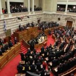 Greek MPs approve hefty budget cuts
