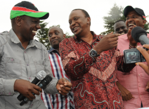 Uhuru Ruto free to contest as Civil Society withdraws Integrity case