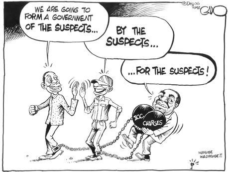 GADO captures what team URP/TNA/UDF/KANU means to Mudavadi