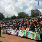 CORD: Uhuru Park Filled To Capacity!