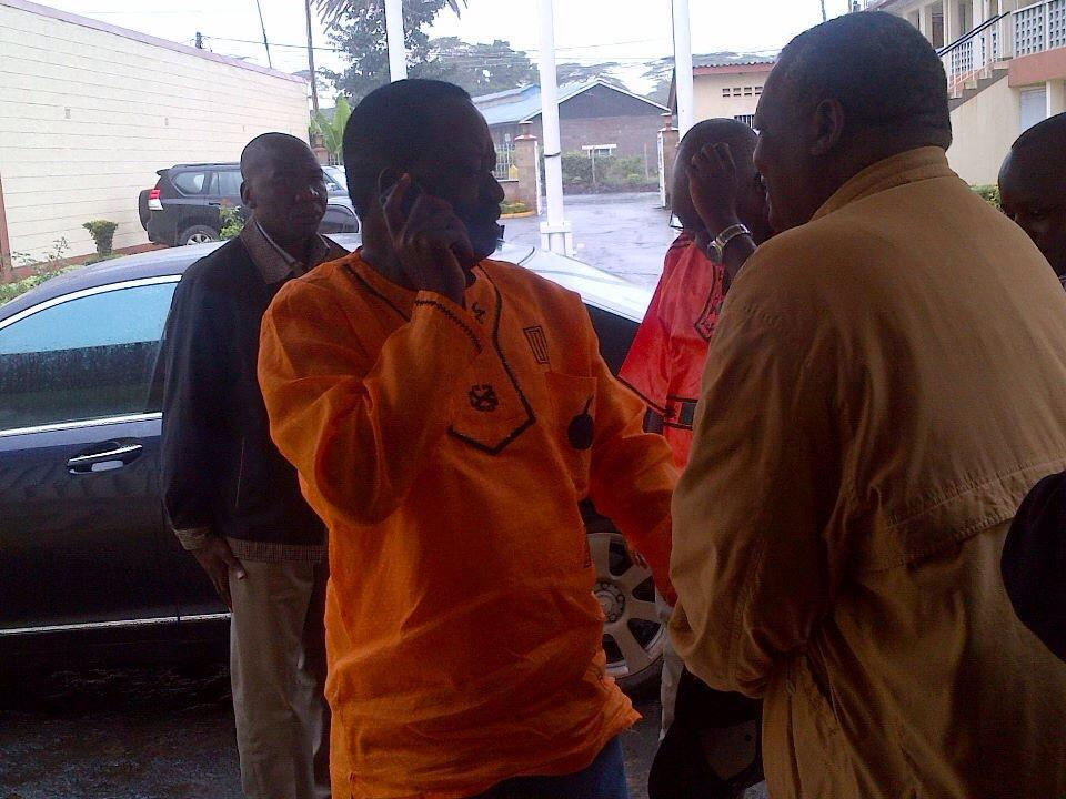 Prime Minister on the campaign trail not in hospital- PMPSS