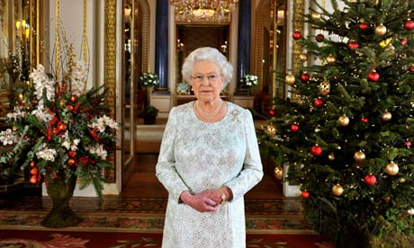 Video: Christmas message from the Queen