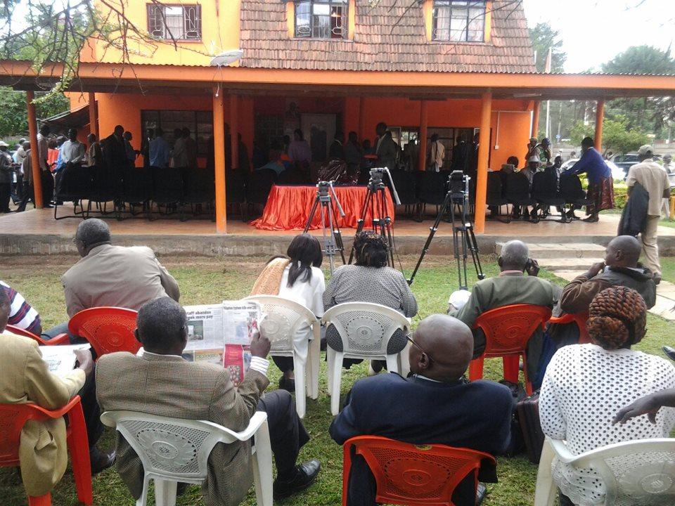 Eugene Wamalwa to  join Raila Odinga's CORD team