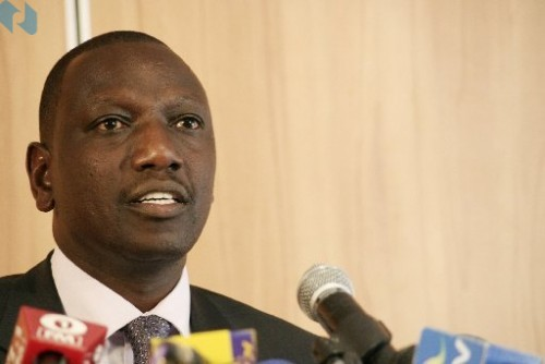 "Archives: 5 years ago; Ruto takes on Kivuitu over ""cooked"" election results"