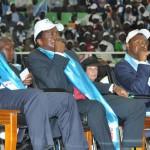 Raila Odinga attends Wiper Party's delegates conference