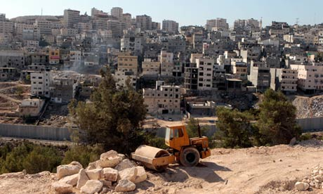 Israel to build new Jewish settlement homes after UN Palestine vote