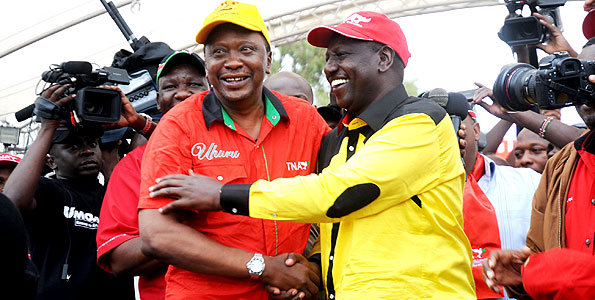 Revealed (Part II): Why Ruto agreed to be Uhuru Kenyatta's running mate, Paranoia !