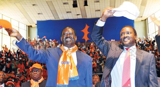 Raila Odinga's speech (full video & txt) at the ODM national delegates convention-Kasarani.