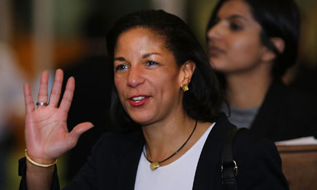 Susan Rice and the ruthless calculus of Barack Obama's political capital