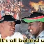 The Uhuruto Unity Fuss