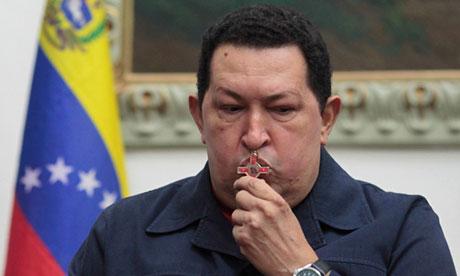 Hugo Chávez names successor after confirming need for cancer surgery