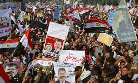 Egypt: Mohamed Morsi calls December referendum on constitution
