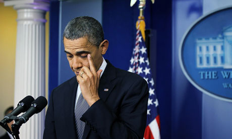 Obama promises 'meaningful action' after Newtown school shooting
