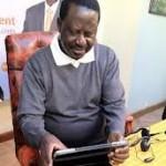 Does Uhuru Kenyatta belong to the digital generation?