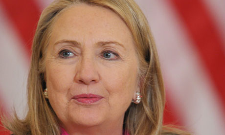 Hillary Clinton's doctors say blood clot is located between her brain and skull