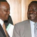 Synovate Poll: Raila Leads by 46% Followed by Uhuru 40%