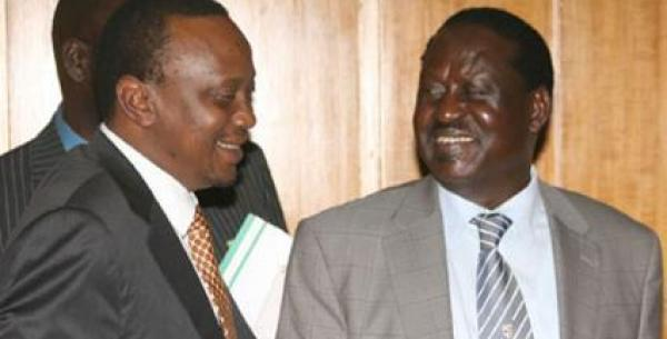 Synovate Poll: Raila Leads by 46% Followed by Uhuru 40%