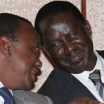 Jubilee Accused Of Flawed Poll; Jubilee 45%,CORD 32%, Amani 11%