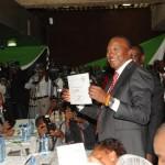 Candidate Uhuru Muigai Kenyatta Cleared By IEBC