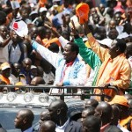 Video: Raila Odinga's Full Speech At The Uhuru Park Rally