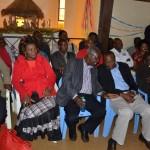 Jubilee team at a church service- Tabaka Catholic Church