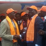 Raila Odinga receives two MPs who ditched Jubilee alliance for CORD