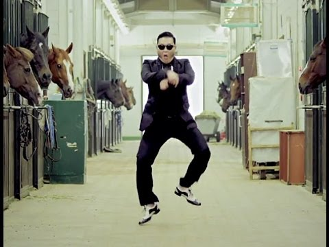 Gangnam style hits the election campaign craze- Agwambo style!