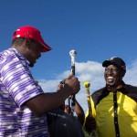 Jubilee team in Baringo
