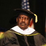 Raila Odinga's Masters Degree Certificate Made Public