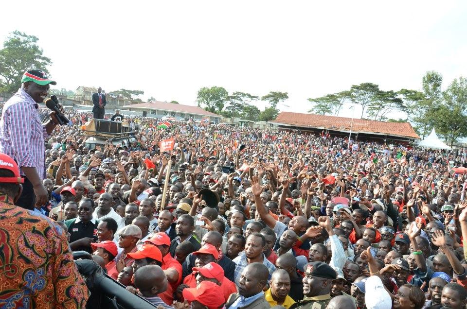 Kiambu crowds confirm Kabogo can mobilize!