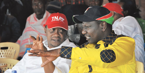 Revealed: Uhuru's kitchen team frustrating Ruto