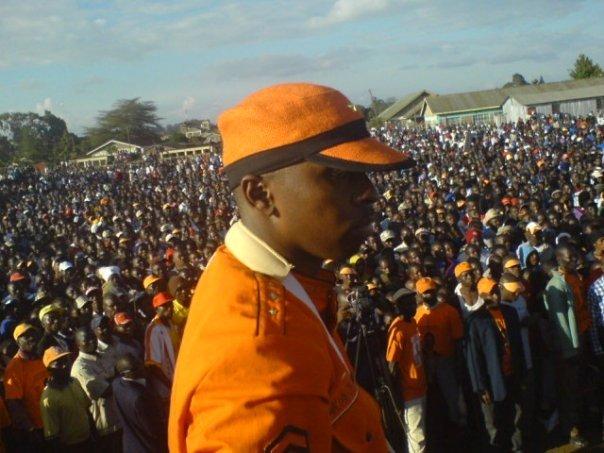 KJ defeated in the Dagorett North ODM/CORD nominations