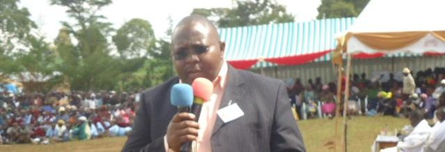 Martha Karua names  Augustine Lotodo running mate