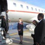 PM Odinga Arrives In Switzerland For Davos WEF Summit In Davos