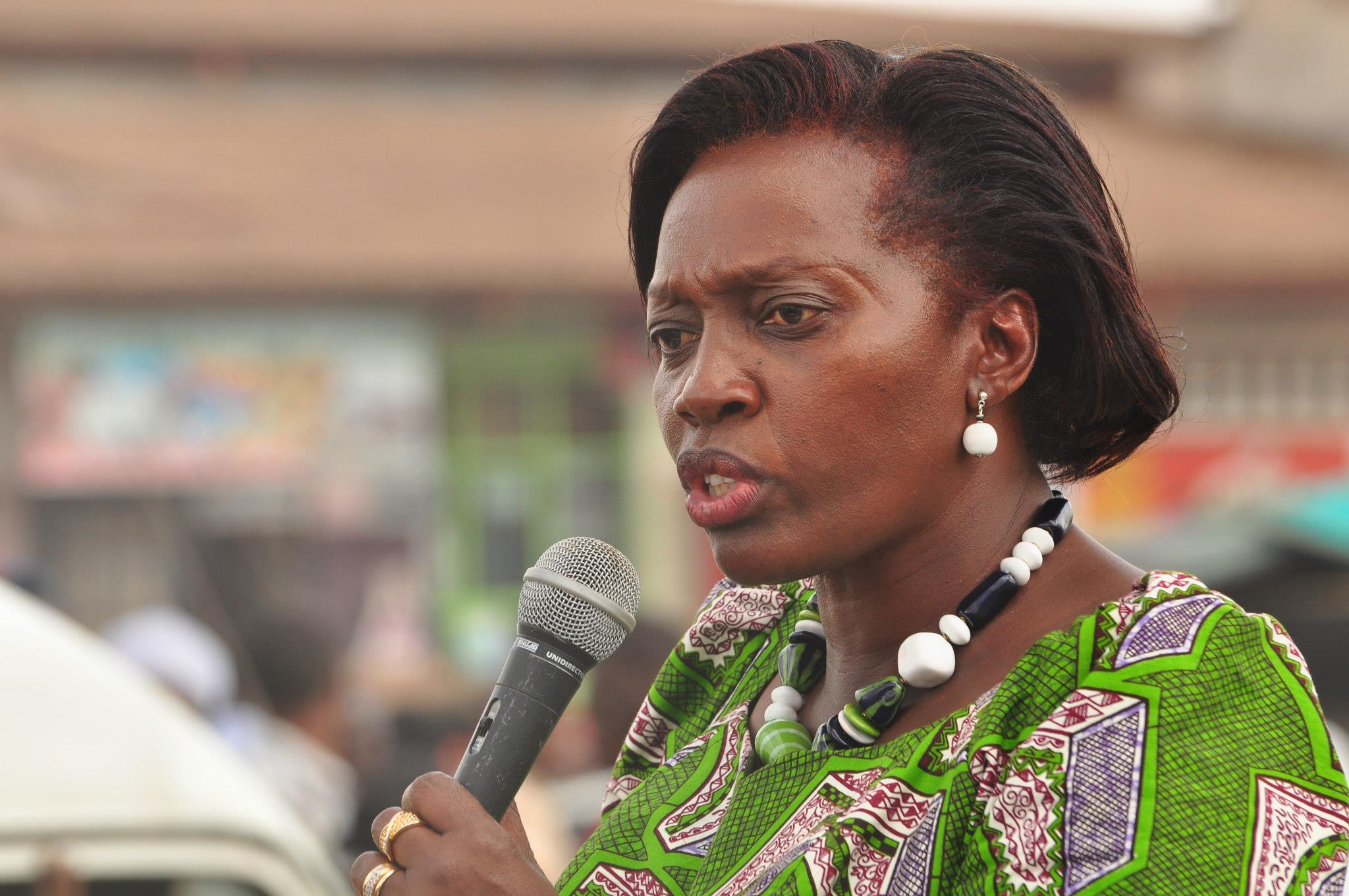 Is Martha Karua bowing out of the presidential race?