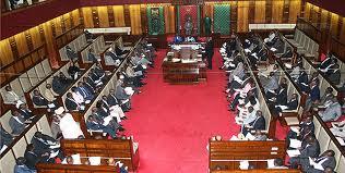 Living large: Members of parliament salaries