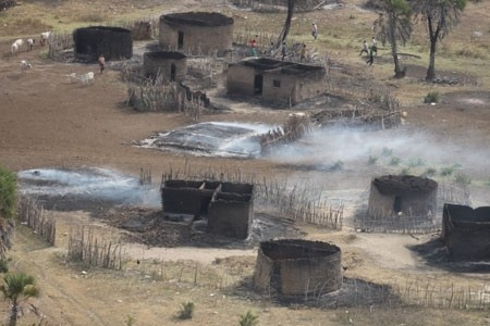 BREAKING: Three People KILLED, Several Injured As Tribal Clashes Spread To Nakuru; Masai Vs Kalenjins Over Mau Forest