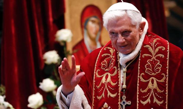 Head Of Catholic Church Pope Benedict XVI 'to resign'