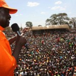 The Raila Effect In Bungoma