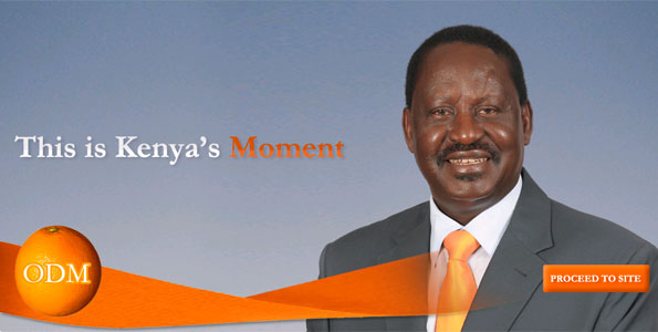 Inside Raila Odinga's Campaign Jagganaut