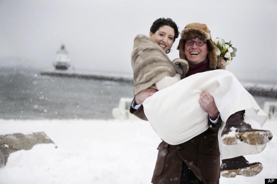 Karen Willis' Dream Wedding Comes True