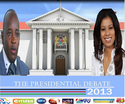 Presidential Debate: Suggested Questions To The Candidates