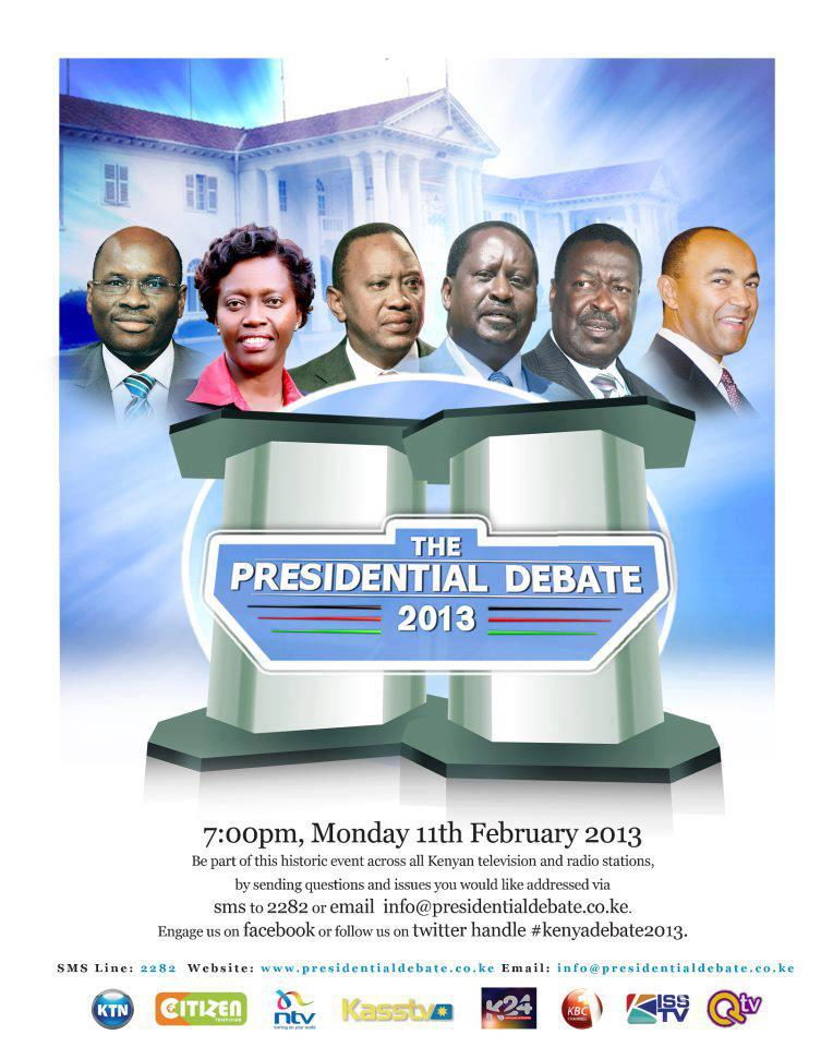 Revelead: How Raila Won The 1st Presidential Debate