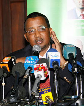 Who Is After IEBC Chairman?