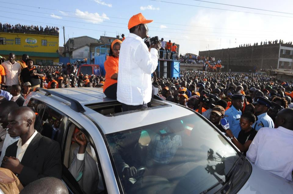 CORD Got Numbers In Nairobi