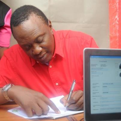 Revealed:The Red Dragon Behind Uhuru Kenyatta's Intransigence.