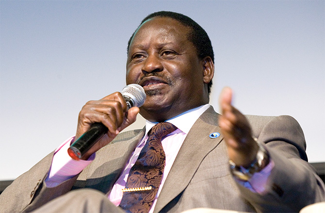 Big Boost To Raila As Luyha Professionals Join CORD Campaign Team.