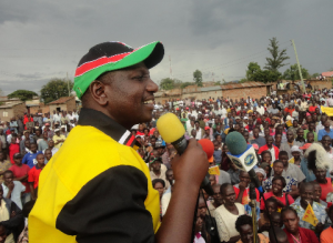 William Ruto Booing In Baringo Confirms Jubilee's Worries That Rift Valley Is A Tossup